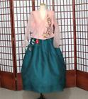 Pink Hanbok Fashion Hanbok Korean Traditional Hanbok Dress Modernized Hanbok