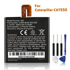 Battery For Caterpillar Cat S60 S50 S40 S30 APP-12F-F57571-CGX-111 Phone Battery