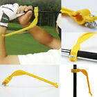 Golf Swing Training Aid Tools Practice Guide Corrector Trainer Wrist Arm 2 PackT