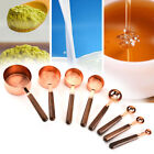 Measuring Spoon Measuring Cup Stainless Steel Practical Kitchen Accessories