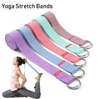 Fitness Accessories Mat Pilates Sports Strap Yoga Belt Slackline Stretch Band image
