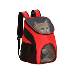 New Summer Outdoor Safe Pet Carrier Mesh Backpack High Quality Bag Free Shipping