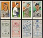 2020 TOPPS 206 SERIES/WAVE 2:Base+Piedmont+Sweet Caporal+Sovereign-RC-YOU PICK! on Ebay