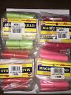 Atlas Mikes Magic Thread Spawn Sac Tying Catfish Salmon Chinook Lakers No-knots