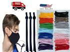 Kyпить DIY Mask Sewing Elastic Band with Adjustable Buckle For Face Mask 15 COLOR. на еВаy.соm