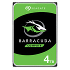 Seagate Barracuda 1TB 2TB 4TB Internal SATA Hard Drive for Desktop HDD 7200 RPM