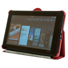 STM Skinny Folio Case & Stand w/ Intelligent Screen Cover Kindle - Black & Berry