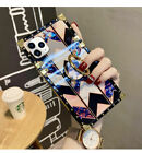 Luxury Square Hand Strap Holder Bracket For iPhone 11 Pro Max XS XR 7/8+ protect