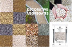 Big and Small Bags Pebbles Slate Decorative Chips Chippings  Garden Pea Gravel