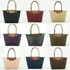 New Auth Longchamp Le Pliage Nylon Tote Handbag Travel Bag Large L