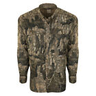 DRAKE EST Camo Flyweight Wingshooters LS Realtree Timber Shirt (DW7007-033)