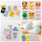 5 Pairs Baby Safety Anti-slip Crawling Knee Pads Socks Walking Elbow Protection