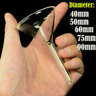 40/50/60/75/90/mm Laboratory Funnel Short Stem Thick Clear Glasswear Multiple #