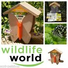 Wooden Butterfly Moth Feeders & Habitat By Wildlife World