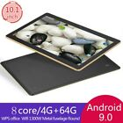 """10.1"""" Inch Tablet PC Android 10.0 Pad 256GB 10 Core WIFI Dual SIM Camera Phablet"""