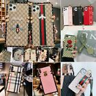 Kyпить Luxury Square Plaid PU Leather Case Cover Strap For iPhone 11 Pro Max XS XR 7/8  на еВаy.соm