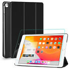 "For iPad 10.2"" 2020,8th Generation,7th Gen Kickstand Case Cover,Screen Protector"