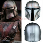 Star Wars The Mandalorian Mask Movie Cosplay Helmets PVC Masks Props Xmas Gift