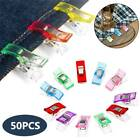 50/10 Pcs Wonder Clips For Fabric Quilting Craft Sewing Knitting Crochet Diy
