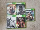 Xbox 360 - Pick and Choose - Excellent Condition all CIB complete