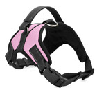 No Pull Dog Pet Harness Adjustable Control Vest Dogs Reflective XS S M XXL Pink