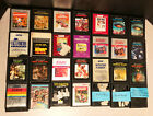 Atari 2600 Cartridges (All Games Tested & Working) (Updated 10/8/20)
