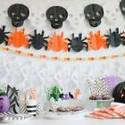 Just Artifacts Halloween Expandable Tissue Paper Garland 6pcs Choose Your Style!