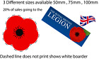 X24 Poppy Remembrance Vinyl  Stickersdecal Craft Diy Lest We Forget Car Home