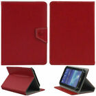 For 7inch DigiLand Alcatel Tab Leather Stand Cover W/ Slim Wireless Keyboard US
