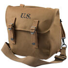 WWII US Army M36 Musette Field Bag WW2 M1936 Military Back Pack Haversack US101