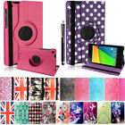 'For Asus Google Nexus 7 2nd Generation 2013 Pu Leather Flip Case Cover