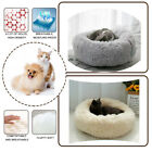 Comfortable Cushion Plush Kennel Dogs Pet Nests Washable Cat Calming Sleep Bed