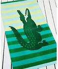 Lacoste Sao Green Beach Towel