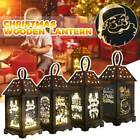 Xmas Halloween Vintage Lantern Party Hanging Decor LED Lights Lamps Nightlight