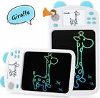 AGPTEK 8.5in LCD Writing Drawing Doodle Board with Cartoon Images Voice Reading