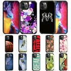 For Apple iPhone 12 Pro Max (6.7) Hybrid Dual Layer Fitted Protective Slim Case
