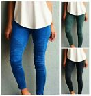 New Women's Trousers Jeggings Ladies Cargo Pencil Skinny Casual Long Pants