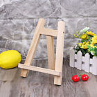Mini Wooden Easel Table Wedding Picture Name Card Holder Display Small Stand,