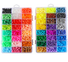 200pcs 5mm Plastic Hama Perler Beads For Educate Kids Child Gift Candy Color