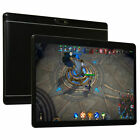"10.1"" inch WIFI HD Game Tablet Android 8.0 Pad 4+64GB SIM GPS Dual Camera"