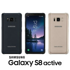 Samsung Galaxy S8 Active G892a 64gb At&t T-mobile Gsm Unlocked Smartphone