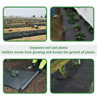 Driveway Garden Landscape Weed Control Fabric UV Stabilised Ground Cover Border