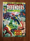 Vintage Marvel Comics Group The Defenders Back Issues Each Sold Separately