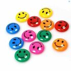 Smiley Face Fridge Magnets Strong Magnet Memo Magnetic Whiteboard Note Holder UK