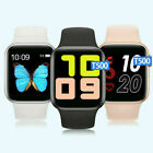 NEW Touch Smart Watch Women Men Heart Rate For iPhone Android IOS Waterproof