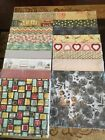 Stampin  Up Retired 12 x 12 Pack of Designer Series Paper, NEW, Choice
