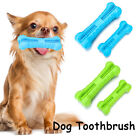 Tool Silicone Soft Pet Chew Toy Dog Toothbrush Molar Stick Grinding Teeth