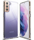 For Samsung Galaxy S21 / S21 Plus / S21 Ultra Case   Ringke [FUSION] Clear Cover