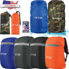 OUTAD Drybag Backpack Waterproof 300D Oxford Fabric Rain Cover Outdoor mA