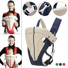 NewStyle Infant Baby Carrier Breathable Ergonomic Adjustable Wrap Slin